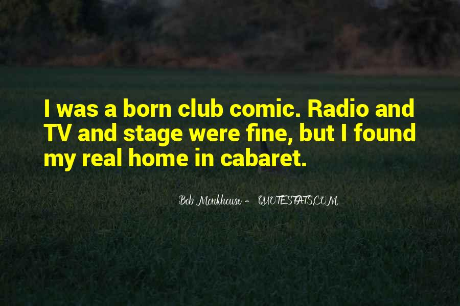 Quotes About Tv And Radio #905447