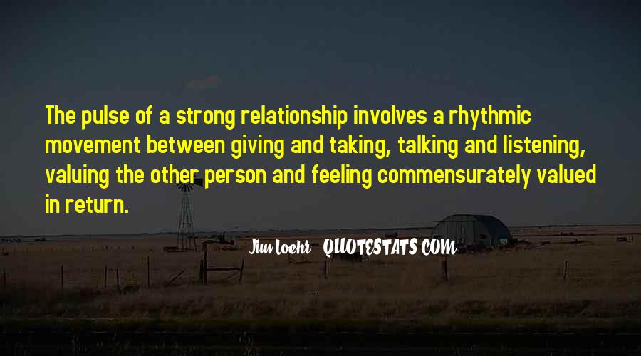 Quotes About Valuing A Person #1721810