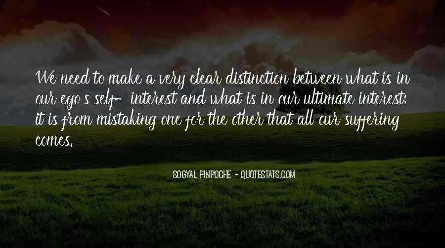 Quotes About Mistaking Someone #101993