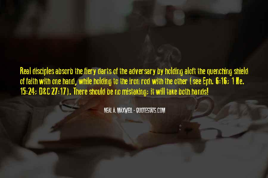 Quotes About Mistaking Someone #310952
