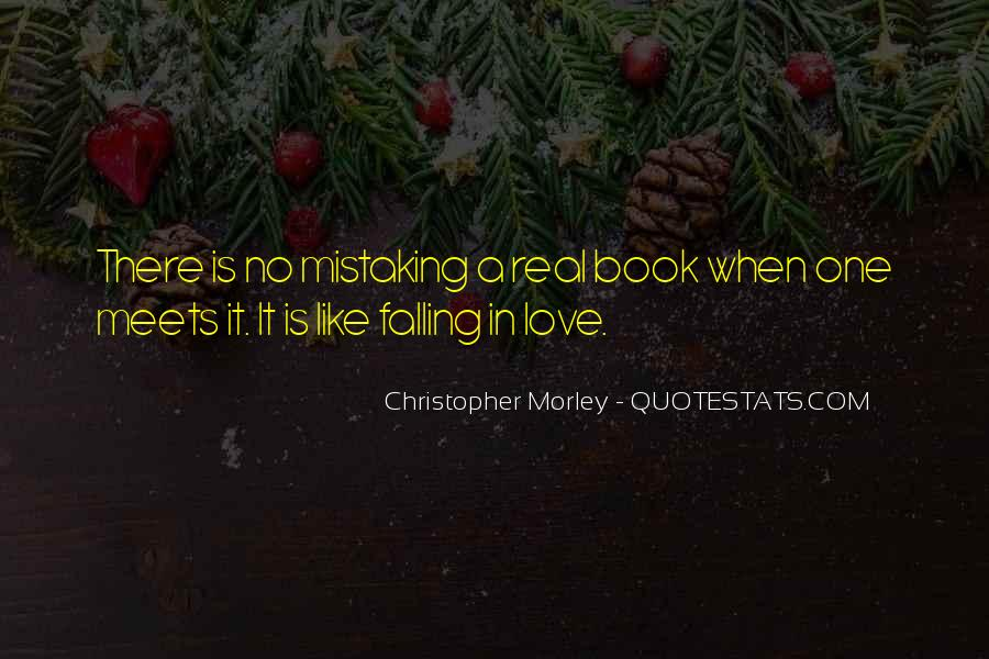 Quotes About Mistaking Someone #533136