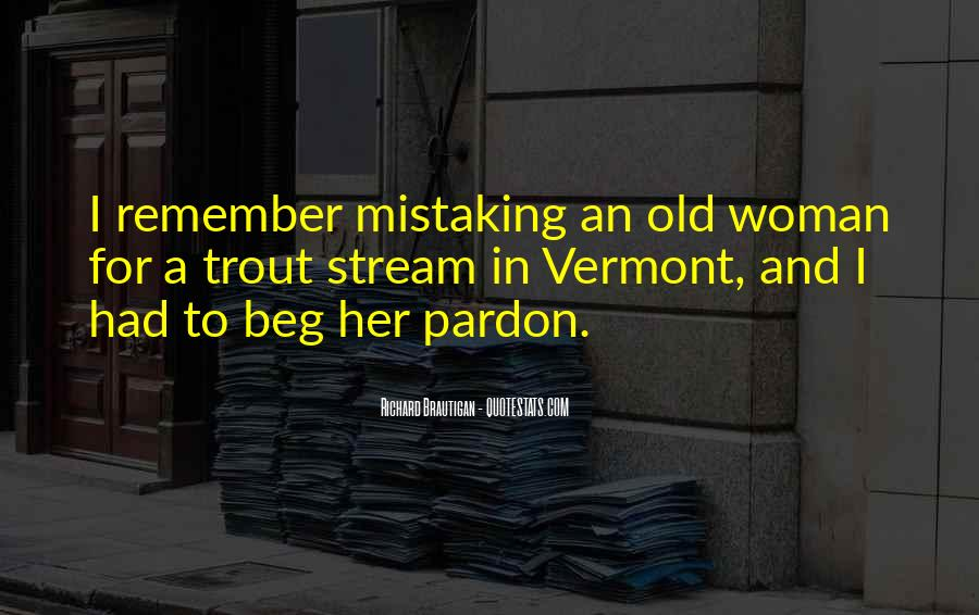 Quotes About Mistaking Someone #84504