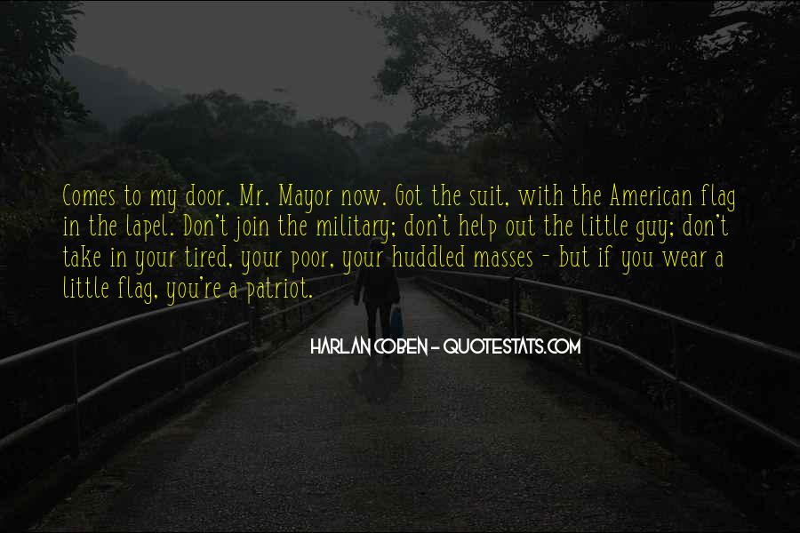 Quotes About American Flag #1155405