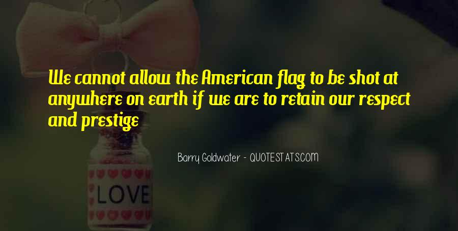 Quotes About American Flag #1180549