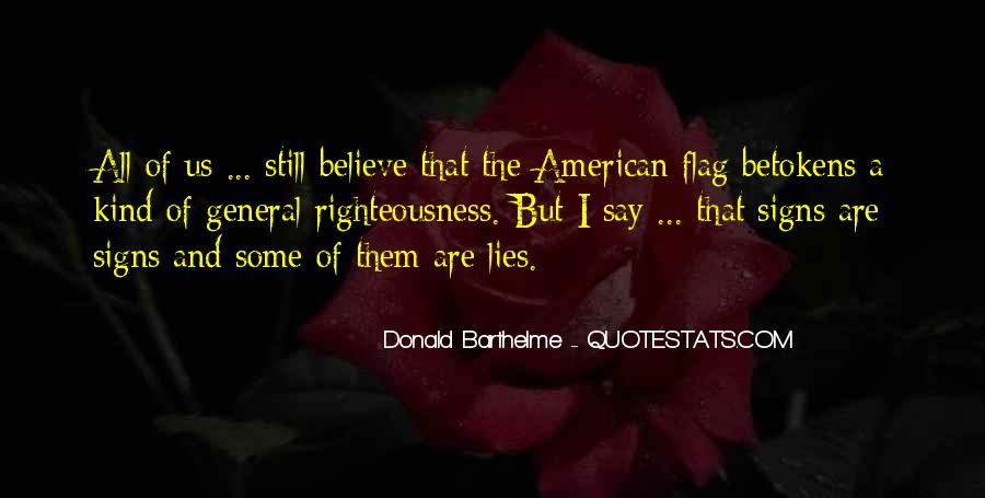 Quotes About American Flag #119961