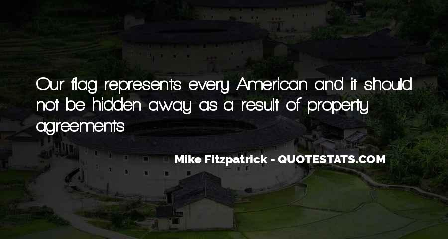 Quotes About American Flag #1423902