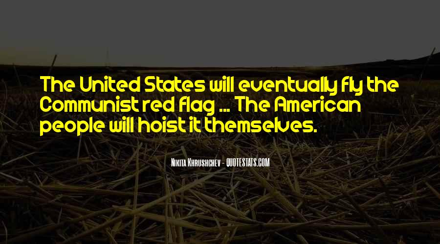 Quotes About American Flag #154577