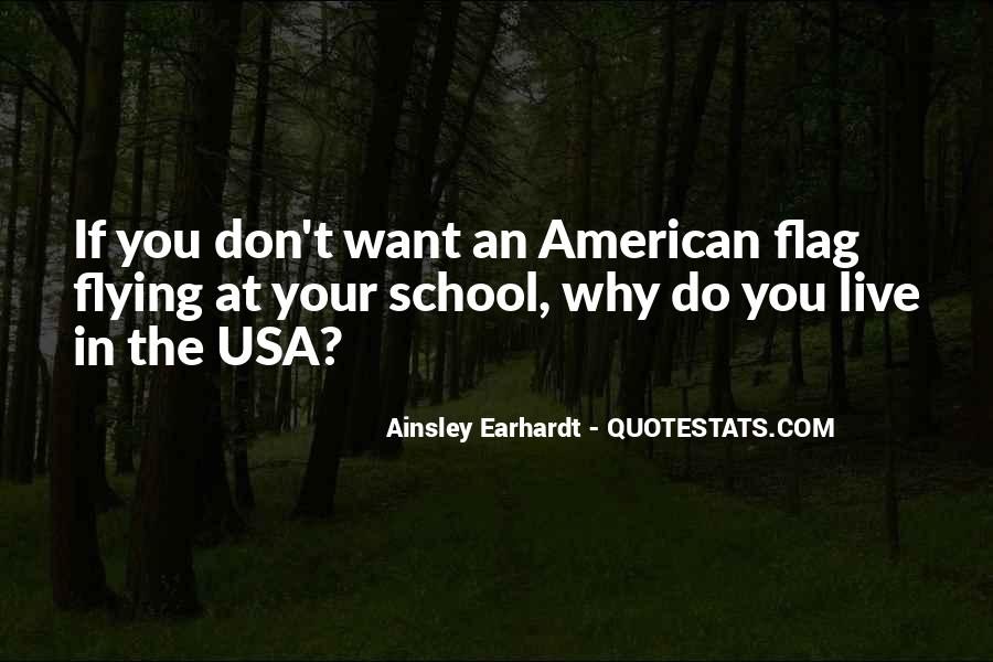 Quotes About American Flag #1788464