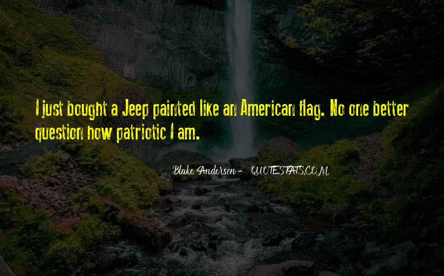 Quotes About American Flag #1812341