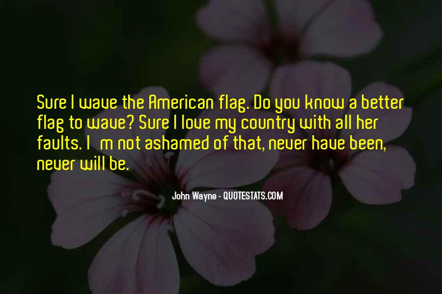 Quotes About American Flag #269207