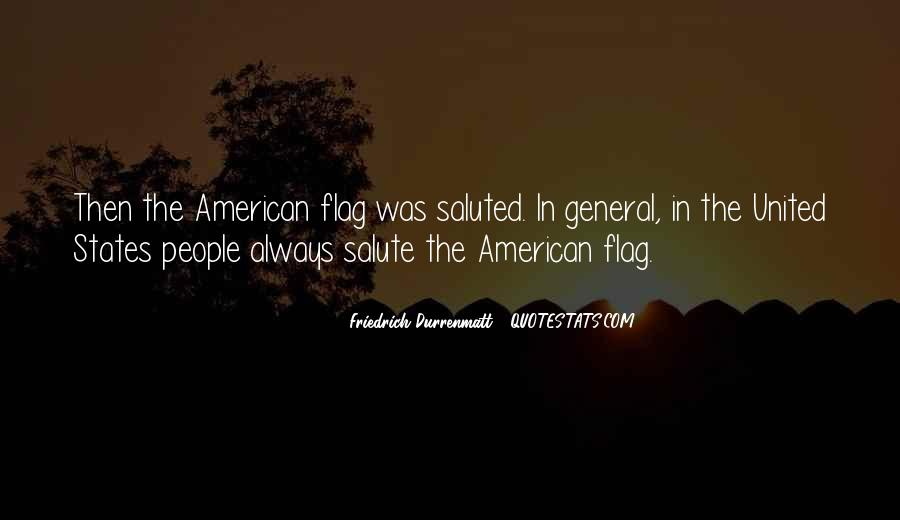 Quotes About American Flag #284192