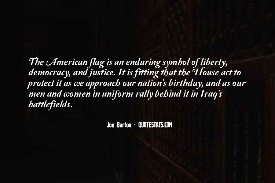 Quotes About American Flag #906920