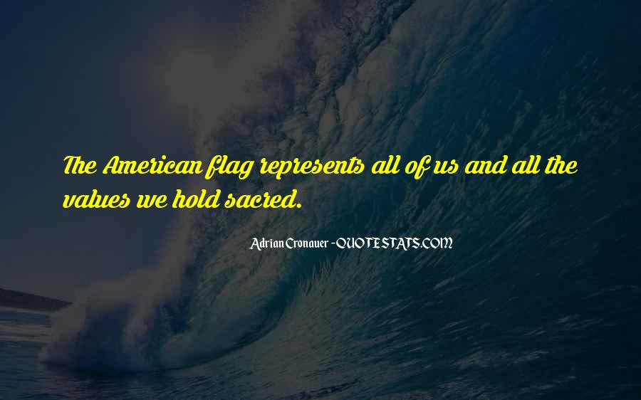 Quotes About American Flag #931131