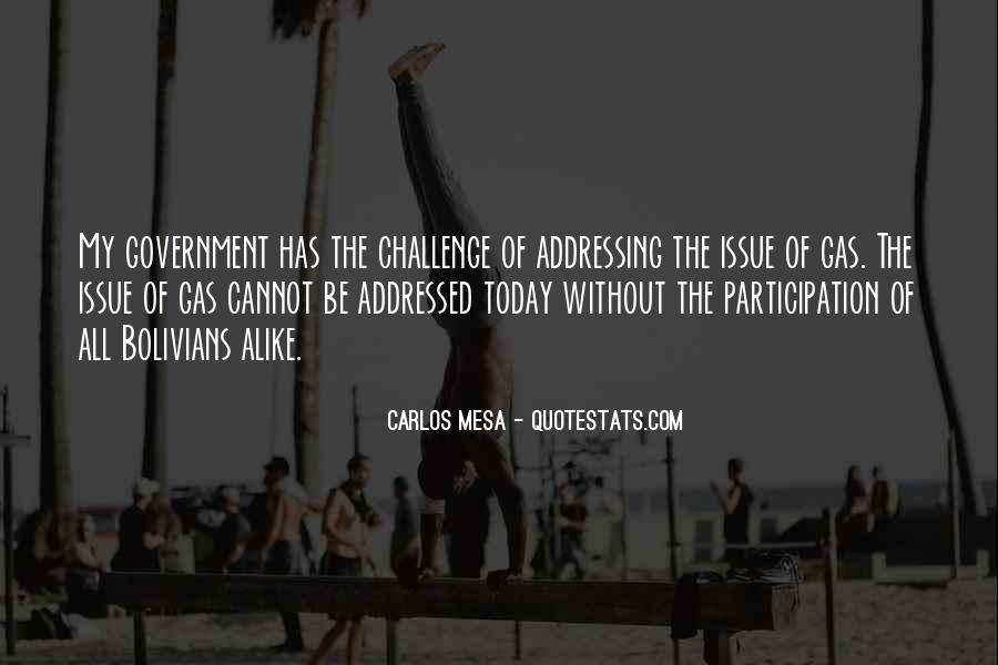 Quotes About Participation #108365