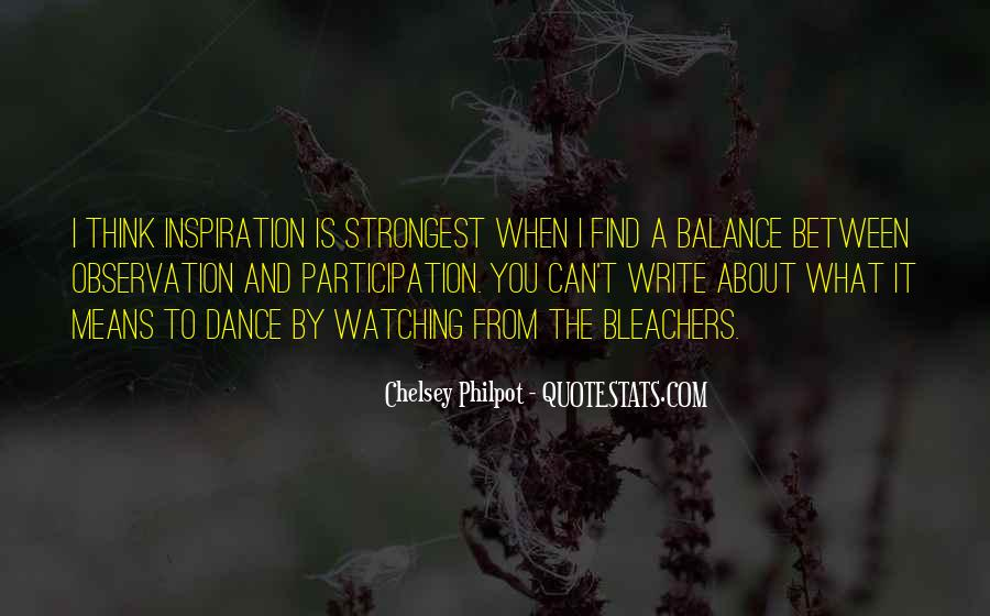 Quotes About Participation #114806
