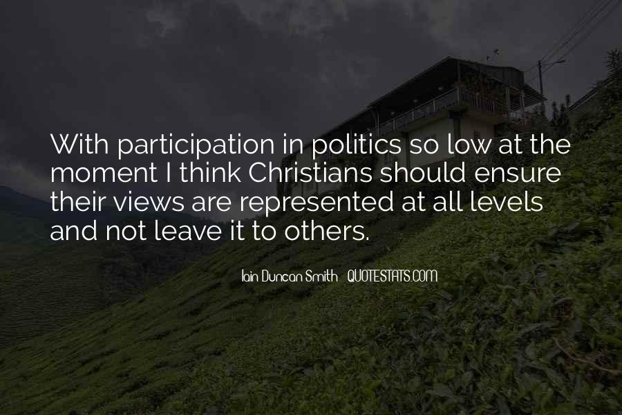 Quotes About Participation #127159