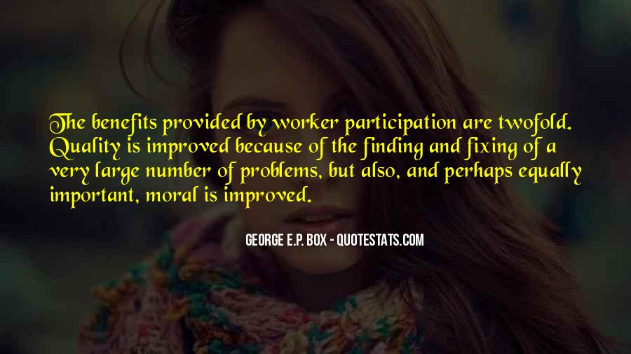 Quotes About Participation #250792