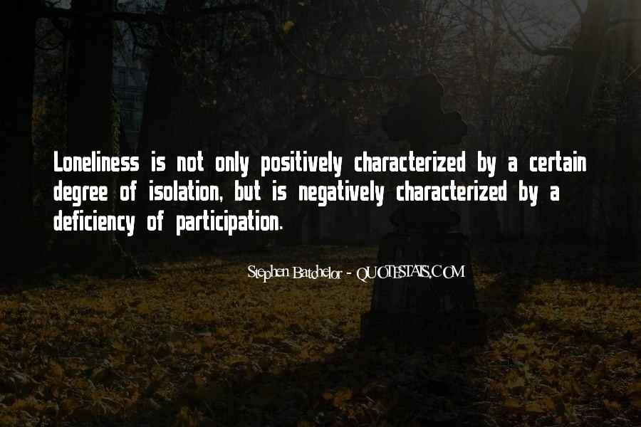 Quotes About Participation #405279
