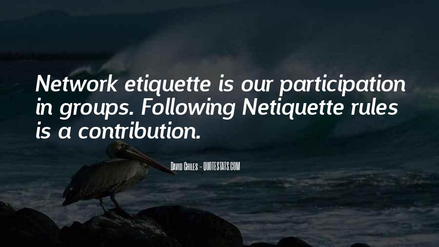 Quotes About Participation #47929