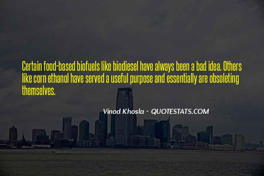 Quotes About Biodiesel #307694