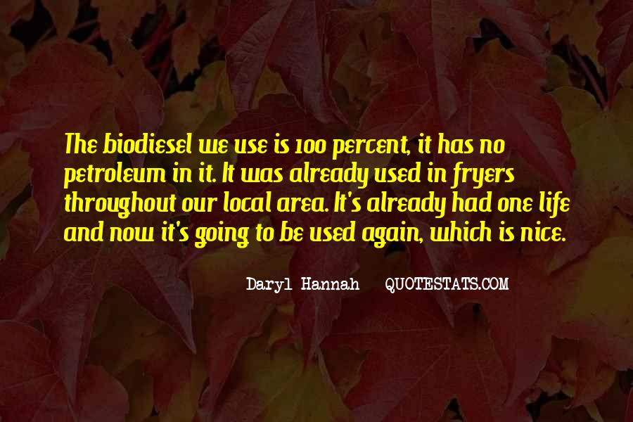 Quotes About Biodiesel #648790