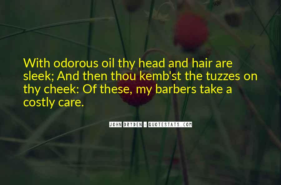 Quotes About Hair Care #1174610