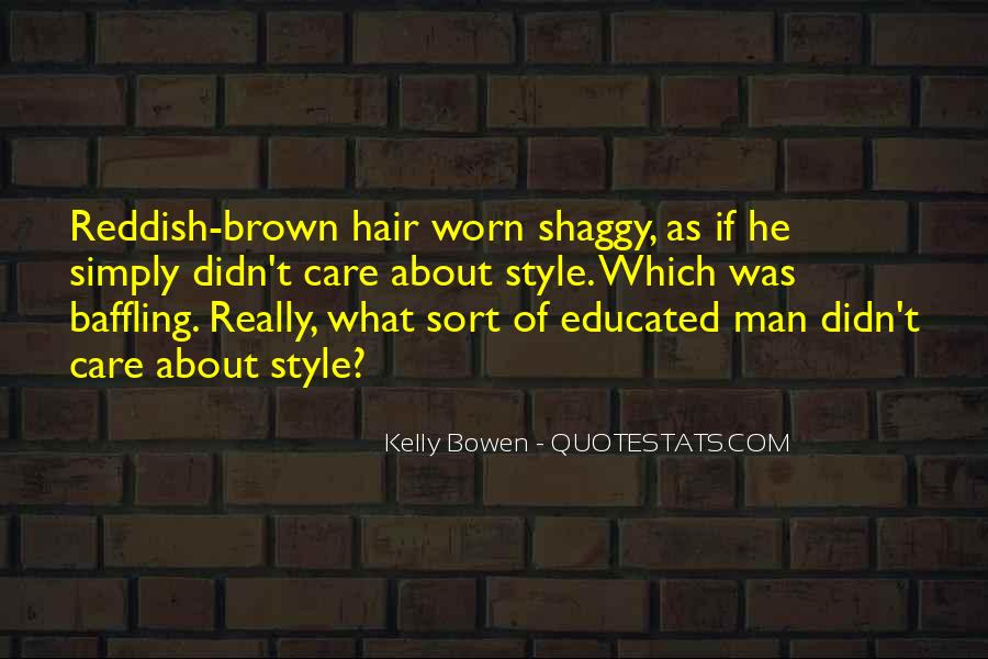 Quotes About Hair Care #1327010