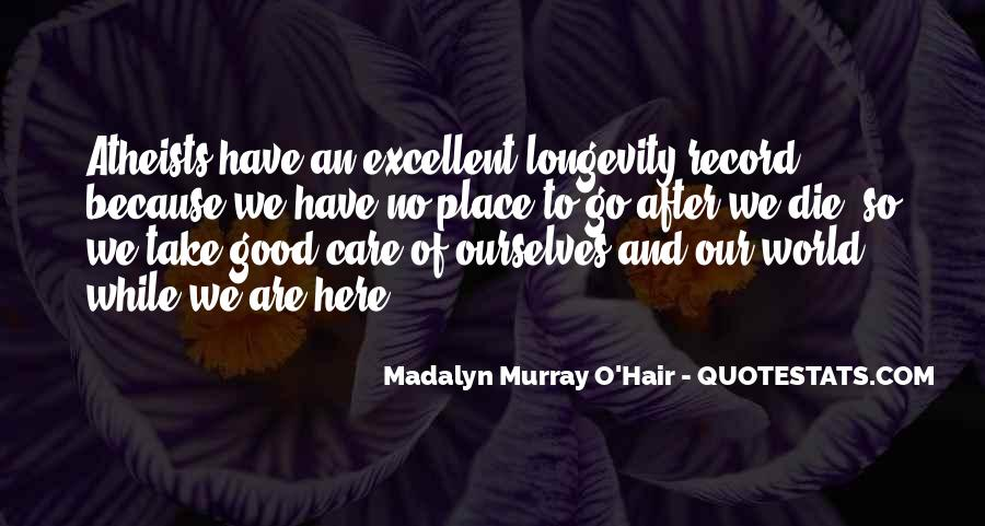 Quotes About Hair Care #1785125