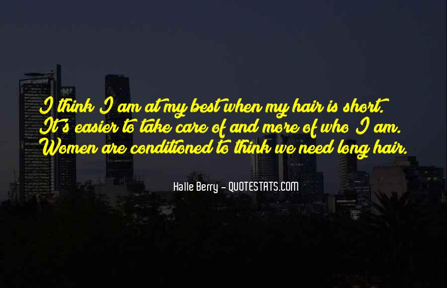 Quotes About Hair Care #1824328