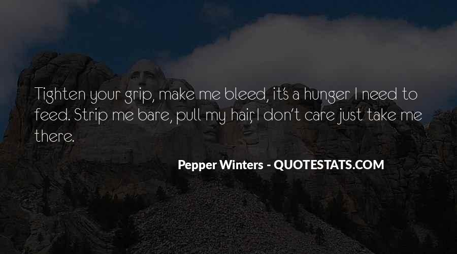 Quotes About Hair Care #73811