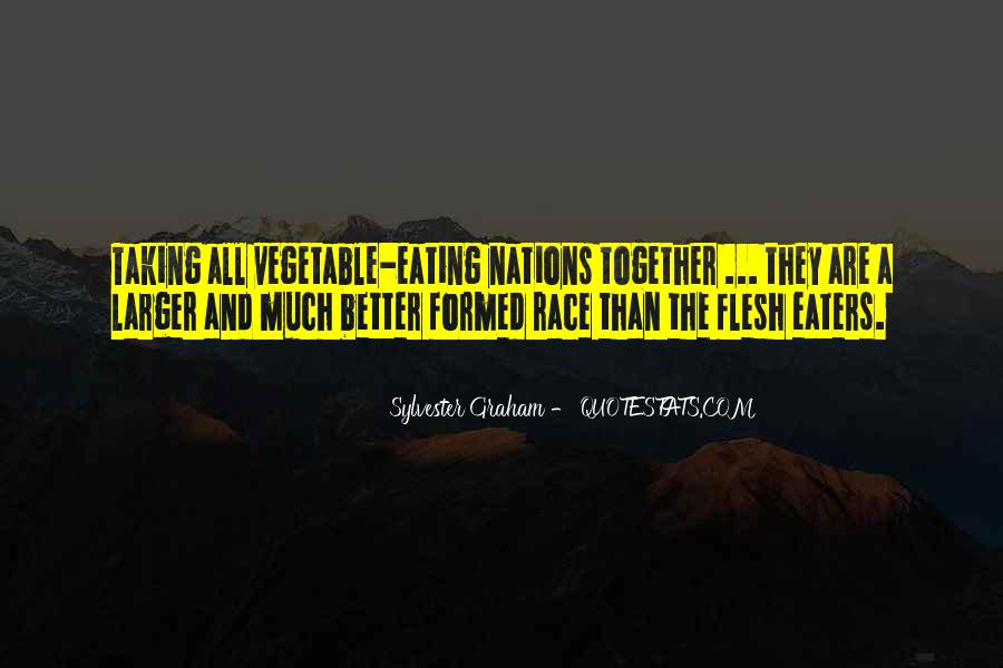 Quotes About Eating Flesh #146802