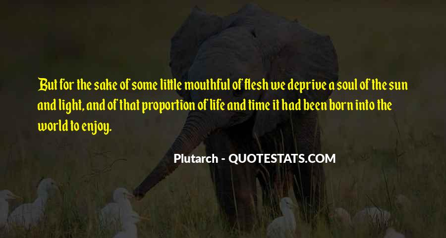 Quotes About Eating Flesh #1747890