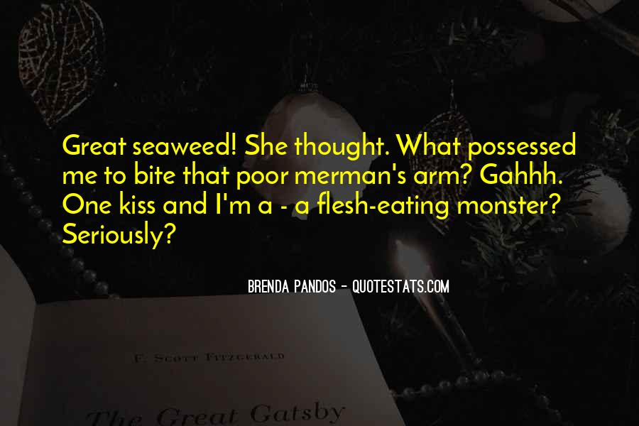 Quotes About Eating Flesh #277838