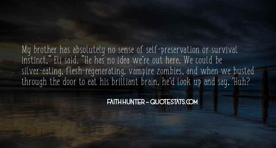 Quotes About Eating Flesh #314985