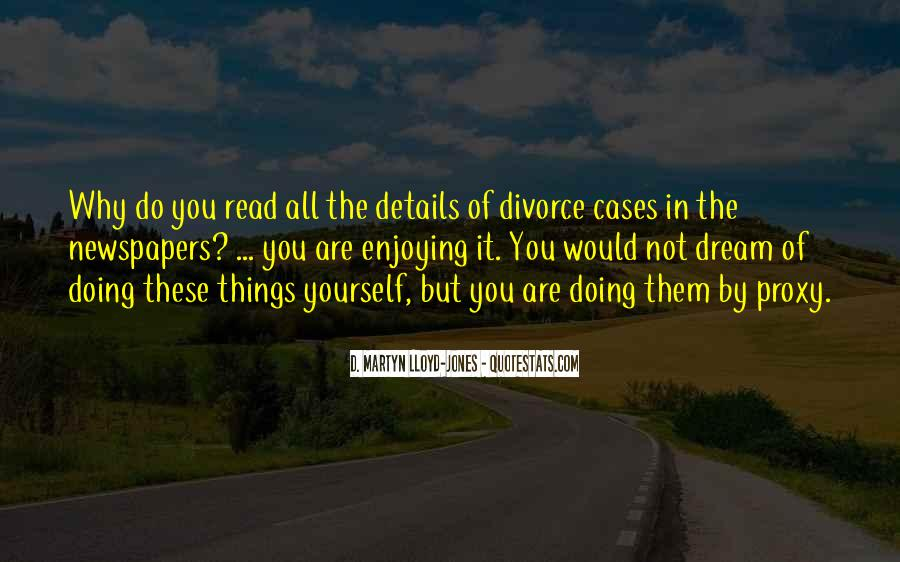 Quotes About Doing It Yourself #111912