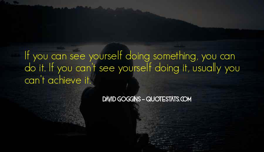 Quotes About Doing It Yourself #150430