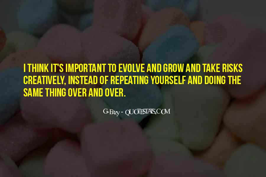 Quotes About Doing It Yourself #165636