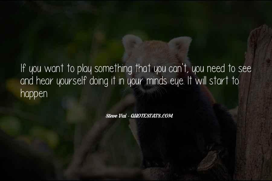 Quotes About Doing It Yourself #236603