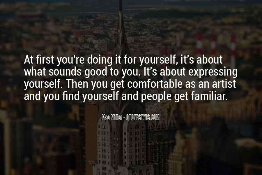 Quotes About Doing It Yourself #305517