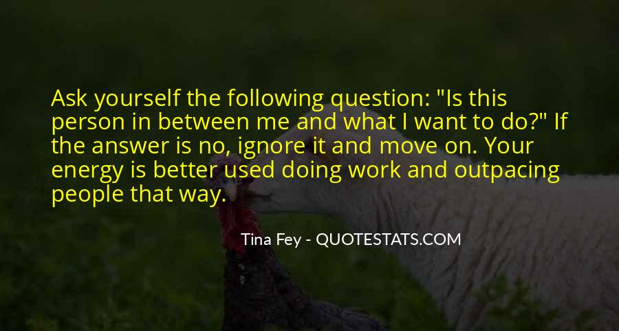 Quotes About Doing It Yourself #346516