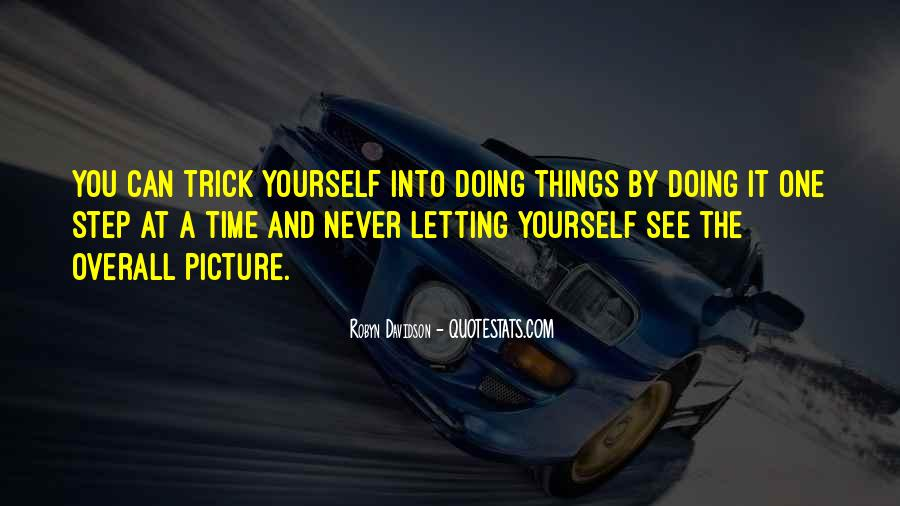 Quotes About Doing It Yourself #39096