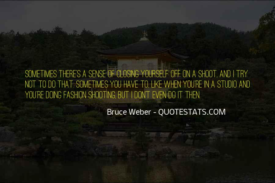 Quotes About Doing It Yourself #435128