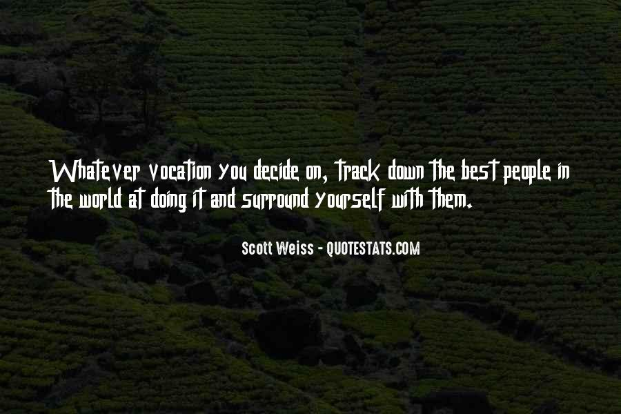 Quotes About Doing It Yourself #436927