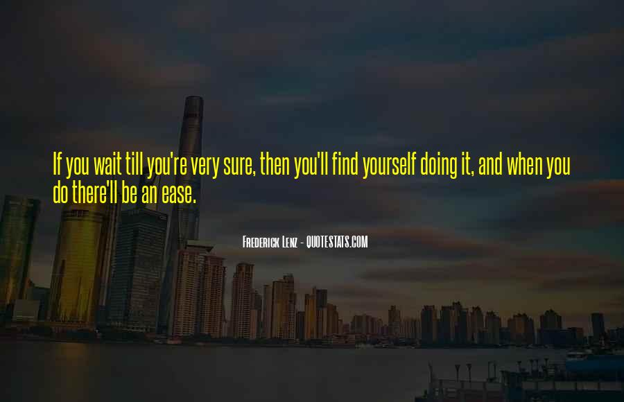 Quotes About Doing It Yourself #4540