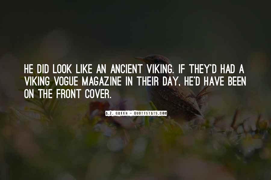 Quotes About Vogue Magazine #659234