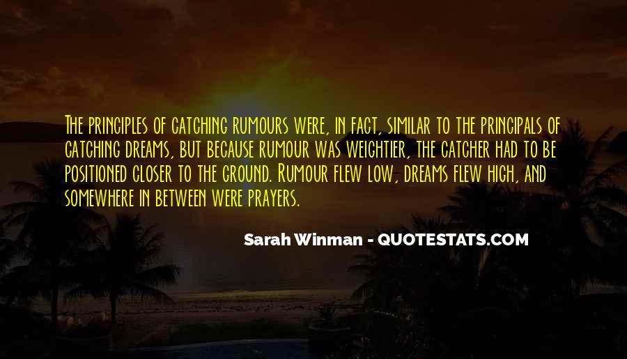 Quotes About Catching Your Dreams #32015