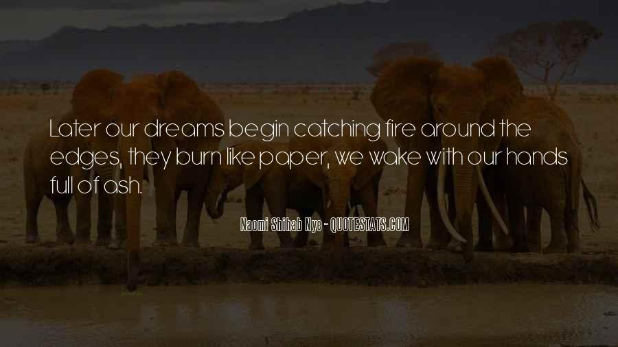 Quotes About Catching Your Dreams #826128