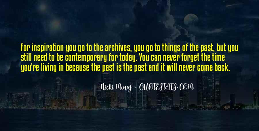 Quotes About Archives #1017539