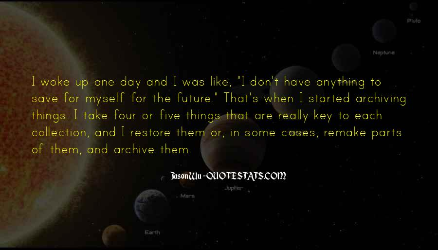 Quotes About Archives #1238315