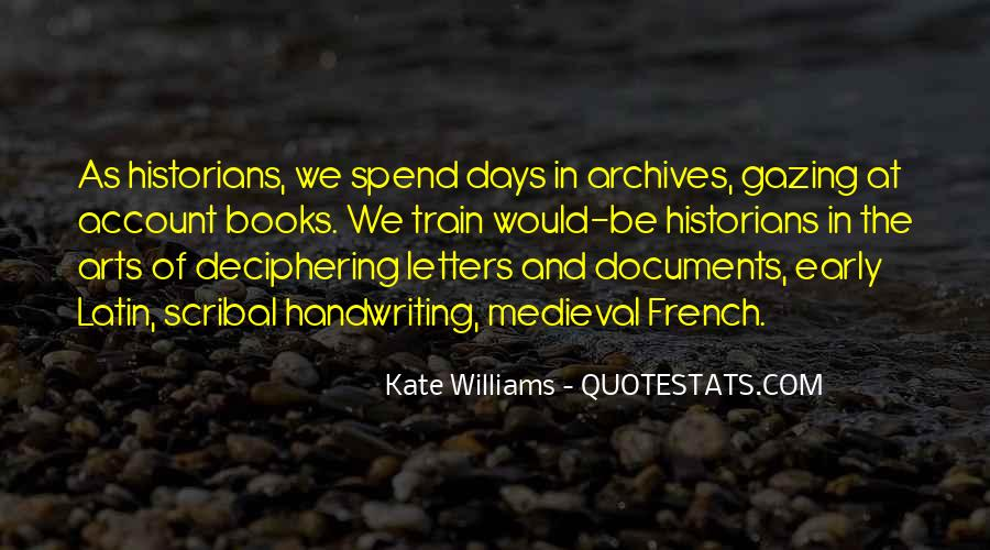 Quotes About Archives #125197